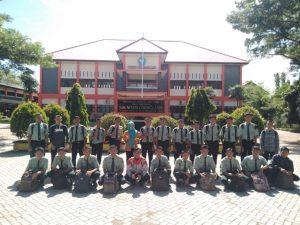 Siswa SMKN 1 Trenggalek Diklat di Akademi Perkeretaapian Indonesia (API)
