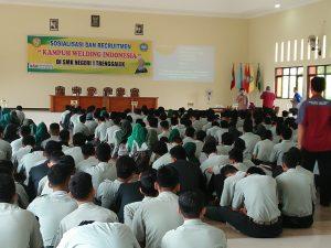 SOSIALISASI KAMPUH WELDING INDONESIA